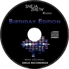 Sneja Recordings Radio Show 001 - mixed by Sneja - 01.08.17