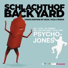 LOCKDOWN ANTIVIRUS VINYL SET - SCHLACHTHOF BACKYARD / 12-6-21