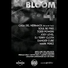 Live @ Bloom IV - 09-04-21 - Mark Perez