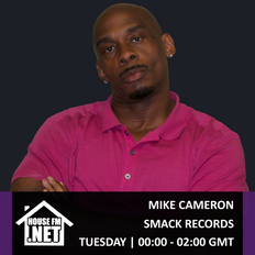 Mike Cameron - Smack records 23 JUL 2019
