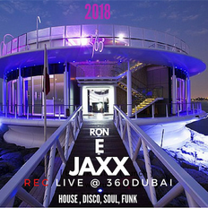 RonE Jaxx Live From The 360 Experience House Music Warmup 2018