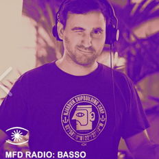 Basso - Moon Over Compact Dusk - Mix for Music For Dreams Radio - May 2018
