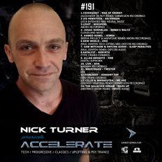 Nick Turner - ACCELERATE #191
