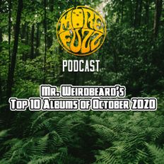 More Fuzz Podcast - Top 10 Albums Of October 2020