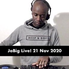 JaBig Live in The House - 21 November 2020