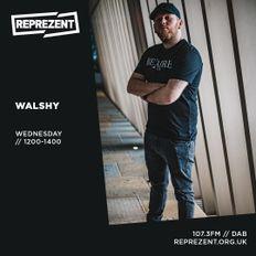 Walshy | 20/11/19 |Guest Mix: Reckless DJ | 12-2PM | Brand New: Tory Lanez, J Hus, Krept & Konan