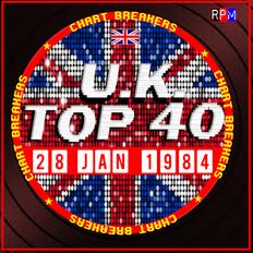 UK TOP 40 : 22 - 28 JANUARY 1984 - THE CHART BREAKERS