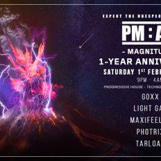 PM:AM - Magnitude [Live Rip] [Techno Mix]