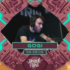 DJ Gogi   Desert Bass Festival