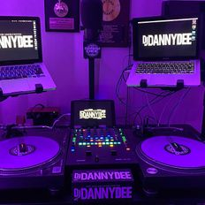 djdannydee1 Live lunch Party Show 10-9-20