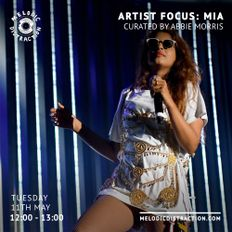 Artist Focus: M.I.A - Curated by Abbie Morris (May '21)