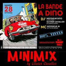 La Bande à Dino, Minimix