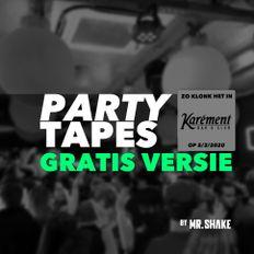 Party Tapes 64   Karément (5/3/'20) [Urban] GRATIS VERSIE