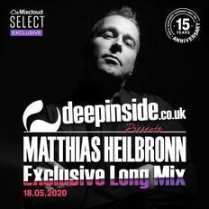 MATTHIAS HEILBRONN is on DEEPINSIDE * Exclusive Long Mix *