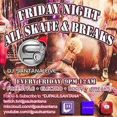 02-12-2021 Friday Night All Skate & Breaks