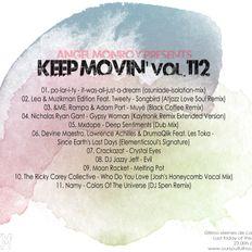Angel Monroy Presents Keep Movin' 112