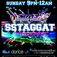 Sstaggat - The Sunday D&B Session - Dance UK - 01-08-2021