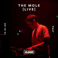 XLR8R Podcast 627: The Mole [Live]