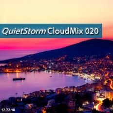 QuietStorm CloudMix 020 (December 22, 2018)
