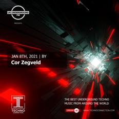 Cor Zegveld exclusive radio mix UK Underground presented by Techno Connection 08/01/2021