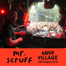 Mr. Scruff DJ Set - Lost Village Festival, UK 2018