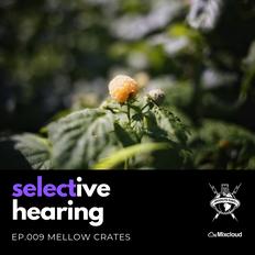 Selective Hearing Episode 009 - Mellow Crates