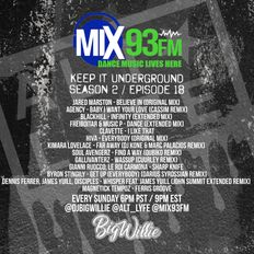 Keep It Underground : Season 2 - Episode 18 : Mix93fm.com