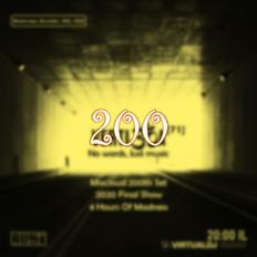 200th Mixcloud Set