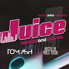 """16.09.2020 TOMASH IN THE MIX """"THE TIRAMISU SHOW"""" ON JUICE FM LONDON HOSTED BY PAOLO TOSSIO"""