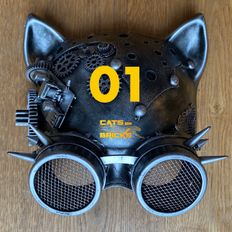 01 Steam House Radio Show by Cats On Bricks