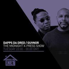 Guvnor - The Midnight X-Press Show 19 OCT 2021
