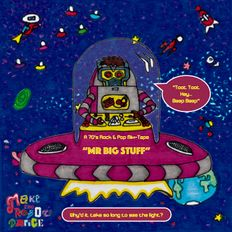 """""""Mr Big Stuff"""" A 70's Rock & Pop Mix Tape"""