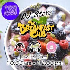 DJ Steve: The Breakfast Club