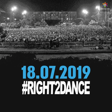 #Right2Dance