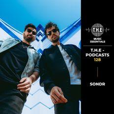 T.H.E - Podcasts 128 - SONDR
