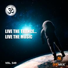 Live theTrance , Live the Music . Vol.549