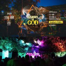 CJ Art @ Garden of God (Podroz - Wroclaw) [24.07.2021]