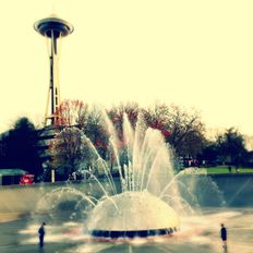 March 19 - April 8, 2020 Seattle Center International Fountain Mix