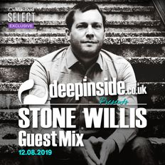 STONE WILLIS is on DEEPINSIDE #04