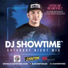 JAM'N 95.7 Saturday Night Mixshow 1.9.21 (4 mini mixes)
