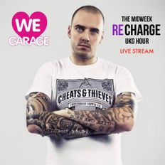 DJ ROOTSY - The Midweek Recharge UKG Hour - LIVE Stream - 17/03/2021