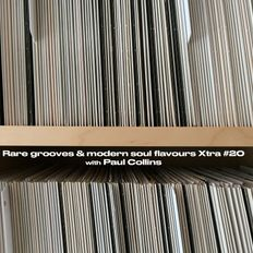 Rare grooves and modern soul flavours Xtra #20