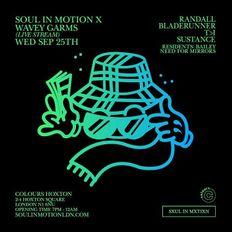 RAndall Feat: INja -  SoulinMotion 25.09.19
