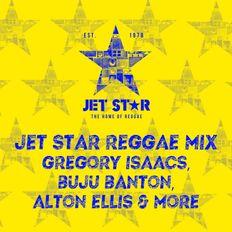 Jet Star Reggae Continuous Mix | Gregory Isaacs, Buju Banton, Alton Ellis and more