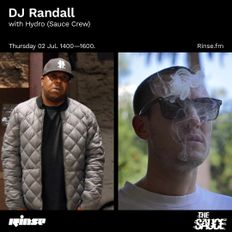 Randall Isolation Session #4 Guest Mix // Hydro (The Sauce)SofaSounds  RinseFm 02/07/20
