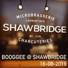 BOOGGEE @ Shawbridge 16-08-2019
