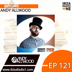 Sanctuary Show 121 with Guest Mix by Bass Funk ~ Ibiza Radio 1 ~ 18/08/19