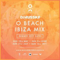 @DJRUSSKE - O Beach Promo M1X 2019