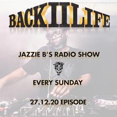 Back II Life Radio Show - 27.12.20 Episode