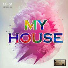 DJ SA My House May 2021